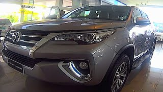 Download 2015, 2016 Toyota Fortuner, Video review new generation Toyota Fortuner Video