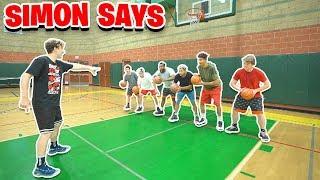 Download SIMON SAYS BASKETBALL Video