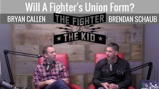 Download Brendan Schaub Discusses the Possibility of a Fighter's Union on The Fighter and the Kid Video