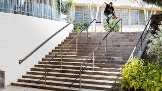 Download Rough Cut: Pedro Delfino's ″Welcome to Deathwish″ Part Video