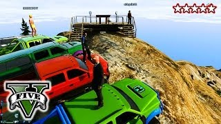 Download GTA 4x4 OFF-ROADING!!! - CUSTOM TRUCKS! GTA 5 - Hanging With the Crew Grand Theft Auto 5 Video