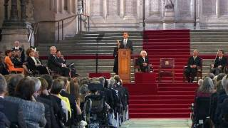 Download President Obama Addresses the British Parliament Video
