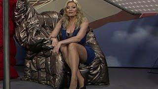 Download Lucie Borhyova Beautiful Czech Tv Presenter 26.04.2011 Video