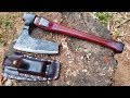Download Bulgarian Bearded Axe Restoration - Giving away this axe. Video