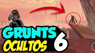 Download LOS 7 GRUNTS OCULTOS DE HALO Video