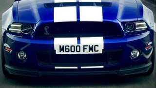 Download Shelby Mustang GT500 Vs Train | Race to the San Siro Pt 1 | Top Gear series 19 | BBC Video