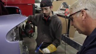 Download Auto Body Collision Technology at Hennepin Tech Video