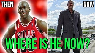 Download Where Are They Now? MICHAEL JORDAN Video