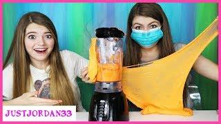 Download Making Orange Slime In A Blender / JustJordan33 Video