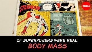 Download If superpowers were real: Body mass - Joy Lin Video