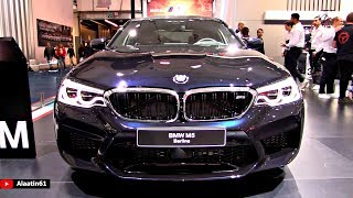 Download The New BMW M5 2018 Is Worth €140,000 NEW FULL Review Interior Exterior Infotainment Video