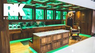 Download We Toured the Oregon Ducks' AMAZING Football Facility & Sneaker Equipment Room | Royal Key Video
