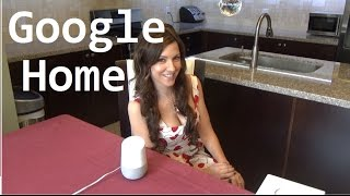 Download Google Home Review and Unboxing - Google Home Mini is out Video