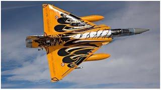 Download HSD Mirage2000 Tiger Meet EPO Turbine Jet by dji & hero4s Video
