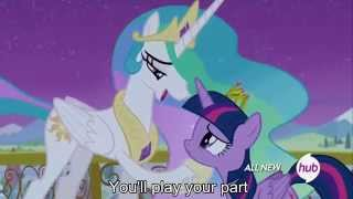 Download You'll Play Your Part [ With Lyrics ] - My Little Pony : Friendship is Magic Song Video