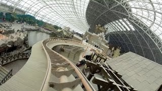 Download Expedition of Volcano Onride Mounted Go Pro 1080P 60FPS POV Happy Valley Tianjin Video