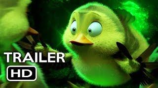 Download Duck Duck Goose Official Trailer #1 (2018) Zendaya, Jim Gaffigan Animated Movie HD Video