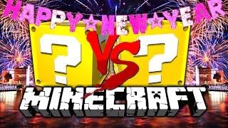 Download Minecraft: NEW YEARS LUCKY BLOCK CHALLENGE | BLAST-OFF GAME!! Video