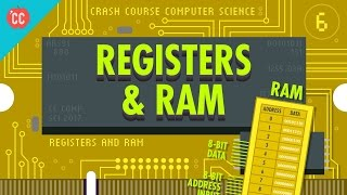 Download Registers and RAM: Crash Course Computer Science #6 Video