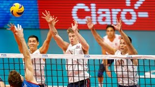 Download USA vs Italy - 2016 World League - ALL ACTION NO BREAKS 26 June 2016 Pool E1 Video