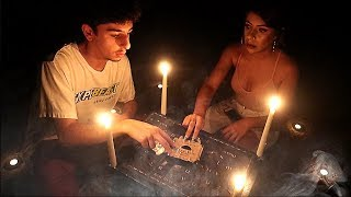 Download I Played the Cryptique Ouija Board found in the SECRET SAFE and this happened.. Video