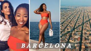 Download BARCELONA VLOG - Barća Stadium Tour | La Sagrada Familia + Typical Tourist Behaviour! Video