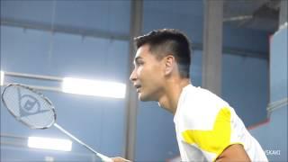 Download 陈展鹏 & 黄宗翰 - 《星级健康2》羽球赛活动 Video