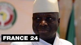 Download GAMBIE - Retour sur le coup d'État raté contre le président Yahya Jammeh Video