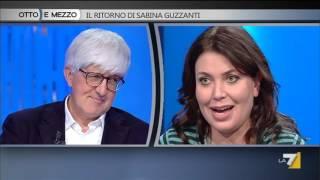 Download Sabina Guzzanti - Otto e Mezzo 11 novembre 2015 Video