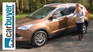Download Ford Kuga SUV 2013 review - CarBuyer Video