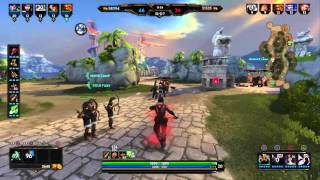 Download SMITE PS4 loki Gameplay Video