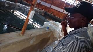 Download Secret No:14:(36million T.O./year Farm TESTING):-Concrete Pond Construction. Video
