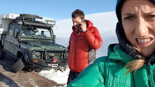 Download Disaster at 3000m (Ep75 GrizzlyNbear Overland) Video