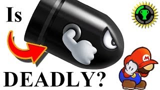 Download Game Theory: How Deadly is Super Mario's Bullet Bill? Video