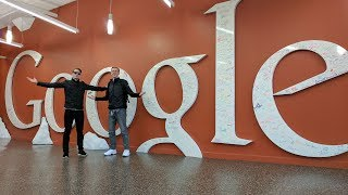 Download Inside Google's NYC Campus Video