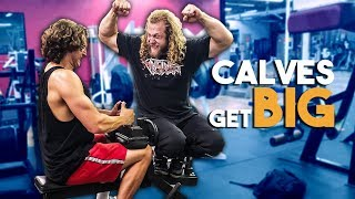 Download Your Calves Will EXPLODE Through This Method ft. Philion Video