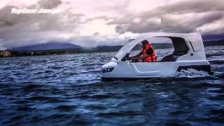 Download The Filipino-made Salamander amphibious tricycle Video