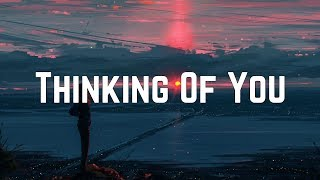 Download Katy Perry - Thinking Of You (Lyrics) Video