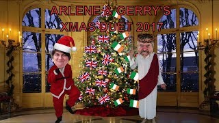 Download Arlene & Gerry's XMAS Duet 2017//Arlene Foster & Gerry Adams//Enjoyment for the world (too much ?) Video