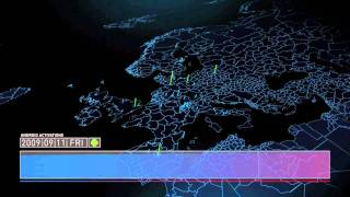 Download Global Android Activations, Oct '08 - Jan '11 Video