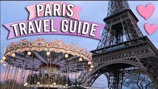 Download 10 Things To Do In Paris   Travel Guide Video