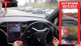 Download Ultimate Tesla Autopark Updated Testing - Is Self Parking Really Any Good? Video