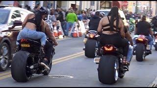 Download Coolest Bikes & Best Moments | Daytona Bike Week 2018 Video