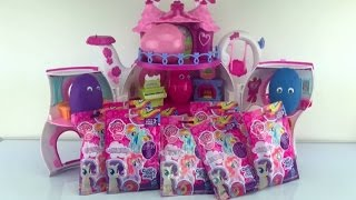 Download My Little Pony Peppa 2015 Surprise Eggs Blind Bags Mickey Play Doh Magiclip Huevos Sorpresa Video