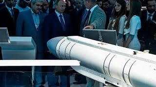 Download Russia's Newest Grom Smart Bombs Unveiled at MAKS 2015 Video
