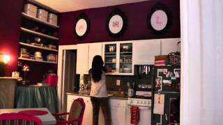 Download The Itsy bitsy apartment with huge design - Tiny, Eclectic Amazing Spaces video Video