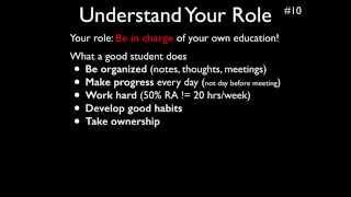 Download Graduate School: Keys To Success Video