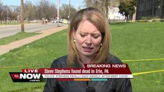 Download Reporting from the Erie, PA crime scene Video