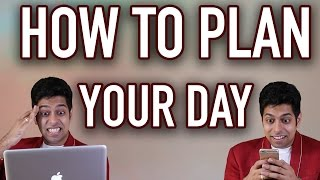 Download How to Plan your Day effectively? (Time Management in Hindi) Video