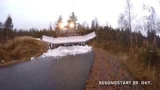 Download Utkjøring av snø på Trysil-Knut Arena Video
